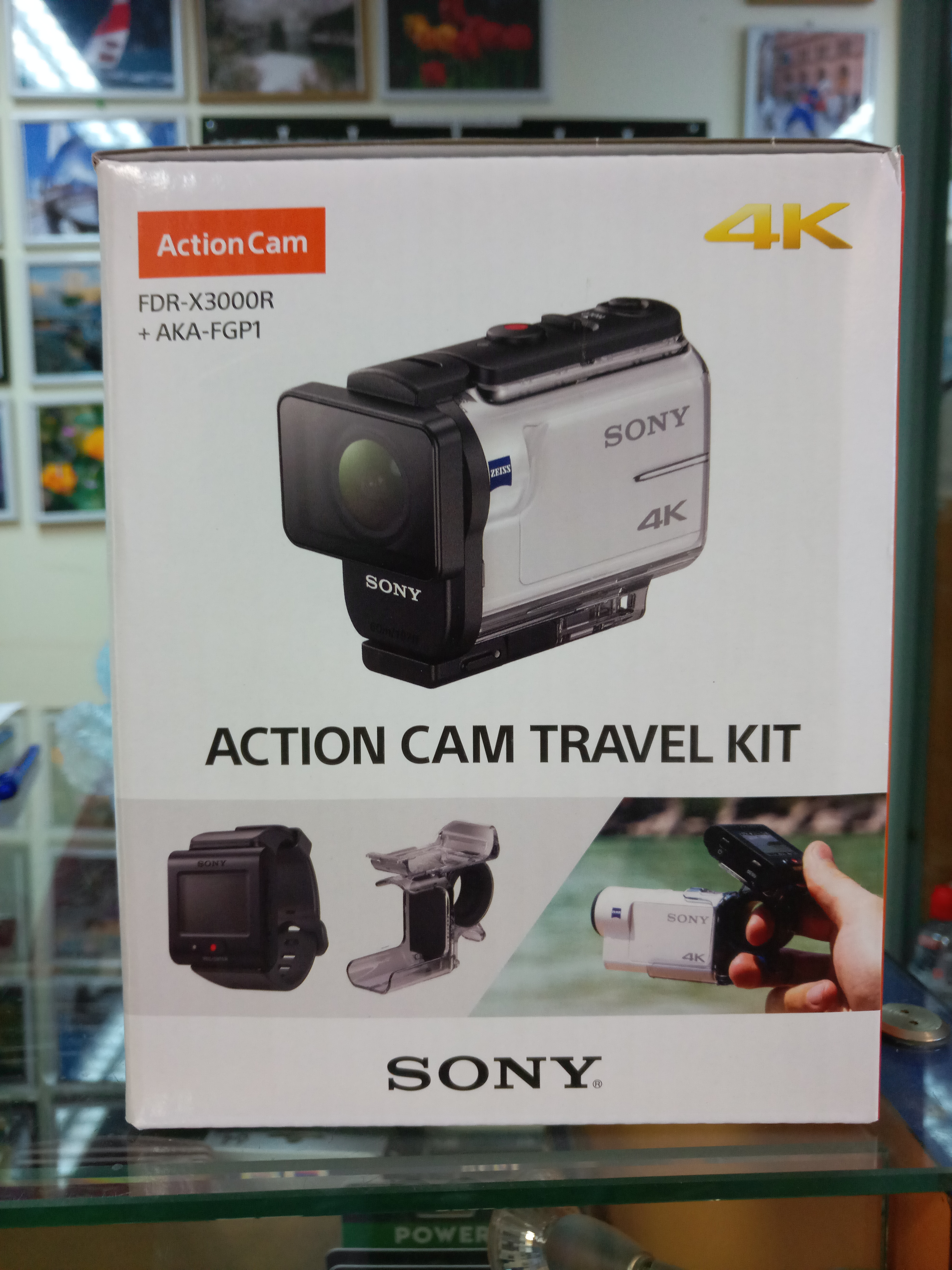 Action Camera - Showcase - Pro-Mix lv Photo&Video online store